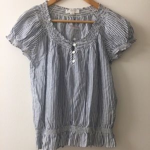 NWOT Forever 21 Essentials Blouse